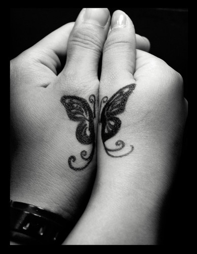 Best couple Tattoos For Loved ones - 878676564