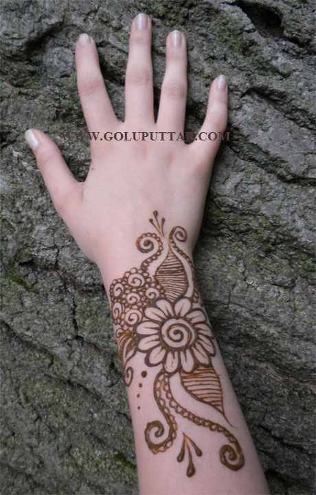 Cute wrist tattoos for girls - 87986785674