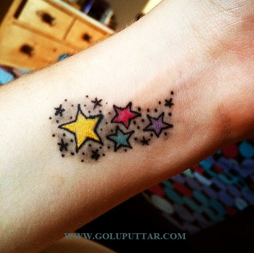 Star-tattoos-for-females
