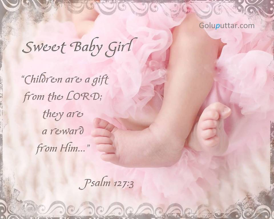 Brilliant Baby Quote They Are Gift From God, Photos and Ideas ...