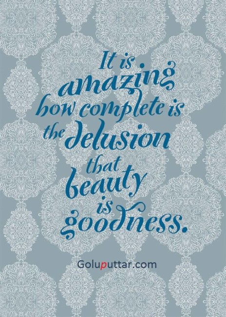 Famous Beauty Quote Beauty Is Goodness