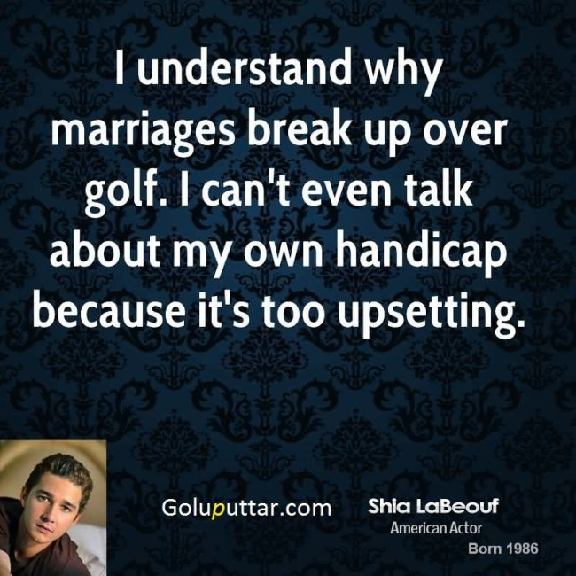 Famous Break Up Quote By Shia LaBeouf