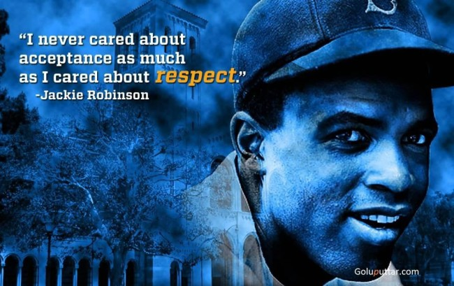 Mind Blowing Baseball Quote In Baseball Care About Respect