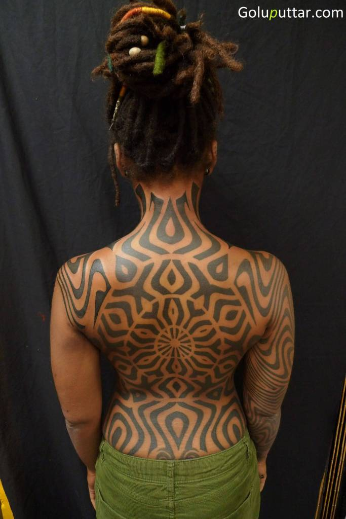 Mind boggling african tattoo photos and ideas for Mind boggling ideas