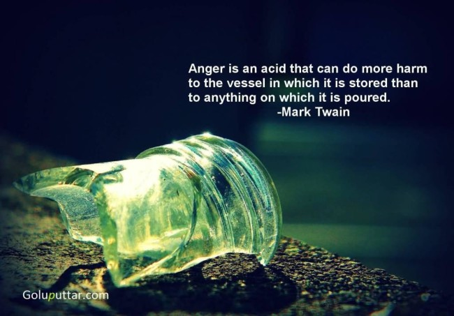 Popular Anger Quote It Do More Harm