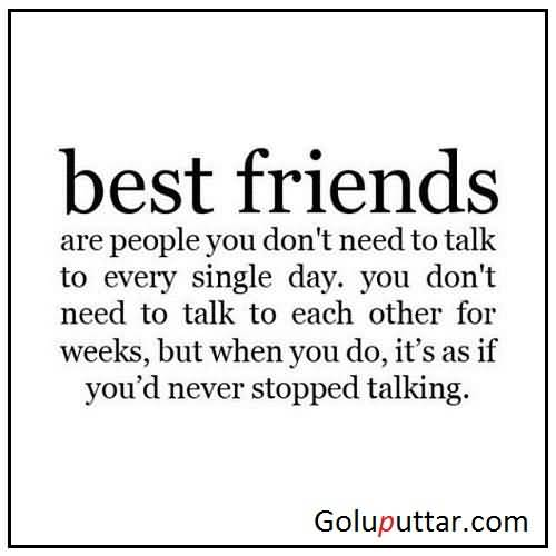 Popular Best Friend Quote Best Friend Mean Never Stop Talking