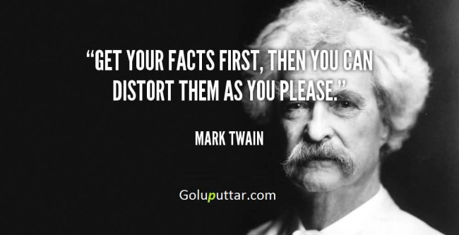 Amazing Funny Quote By Mark Twain