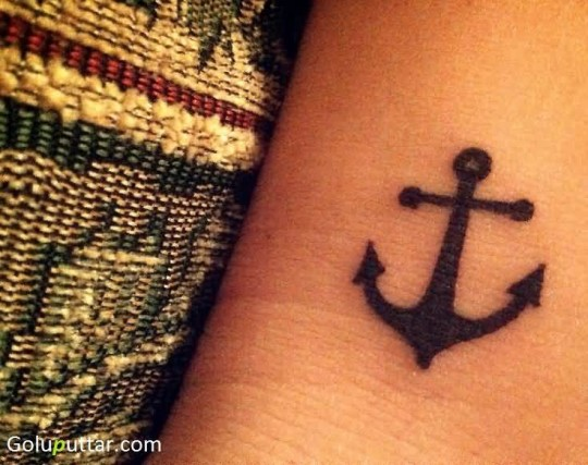 Awesome Ankle Cover Up With Famous Anchor Tattoo Photos And Ideas