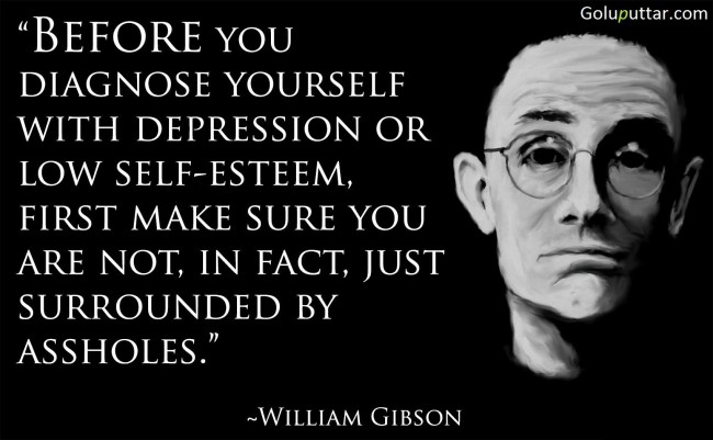 Best Depression Quote Diagnose Yourself