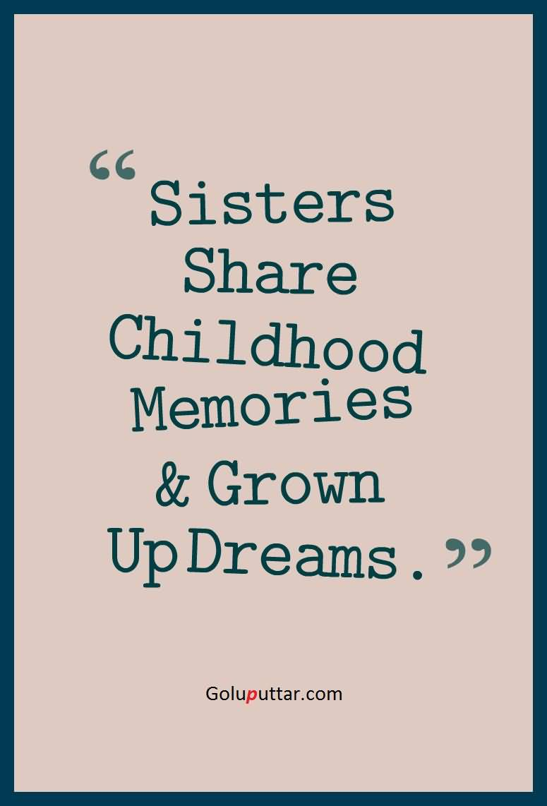 Witty sister quotes