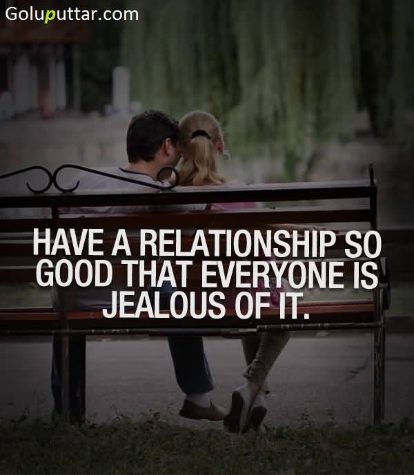 Quotes About Love Relationships: Lovely Jealousy Quote People Jealous With Good