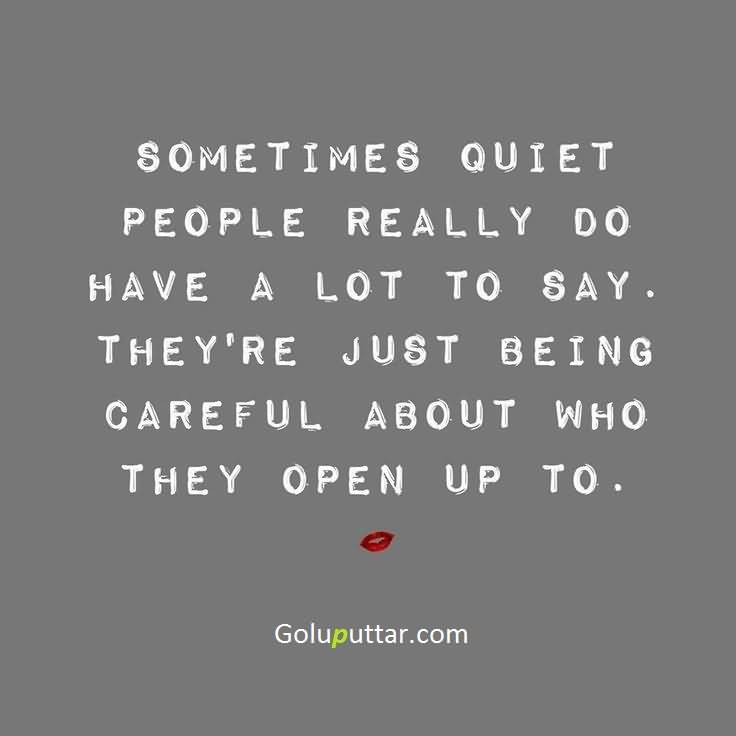 Qoutes About Being Shy: Shyness Quotes