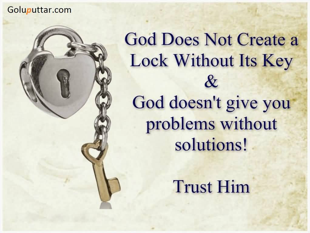 Nice God Quote Trust On God Photos And Ideas Goluputtar Impressive Nice Images With Quotes