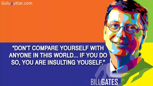 Nice Insult Quote By Bill Gates
