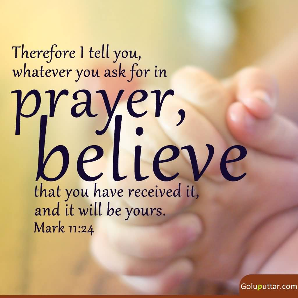 Prayer Quote Nice Prayer Quote Believe In What You Pray  Goluputtar
