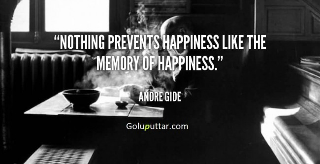 Perfect Memory Quote About Memory Of Happiness