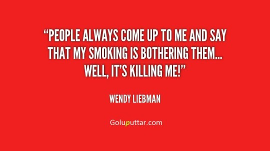 Popular Smoking Quote It's Killing Me
