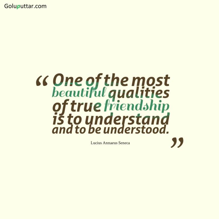 unique friendship quotes