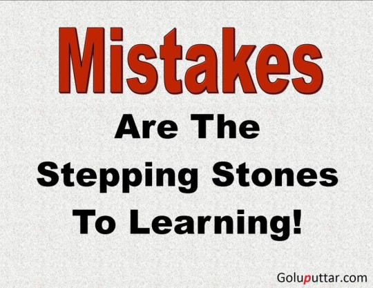 Unique Mistake Quote They Are Stepping Stones