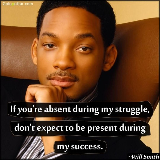Cool Struggle Quote By Will Smith - Copy