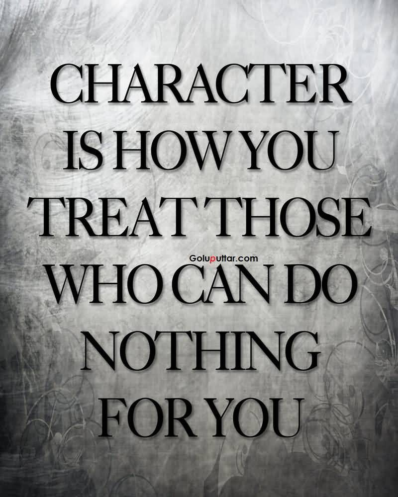 Quotes About Character 209 Character Quotesquotesurf