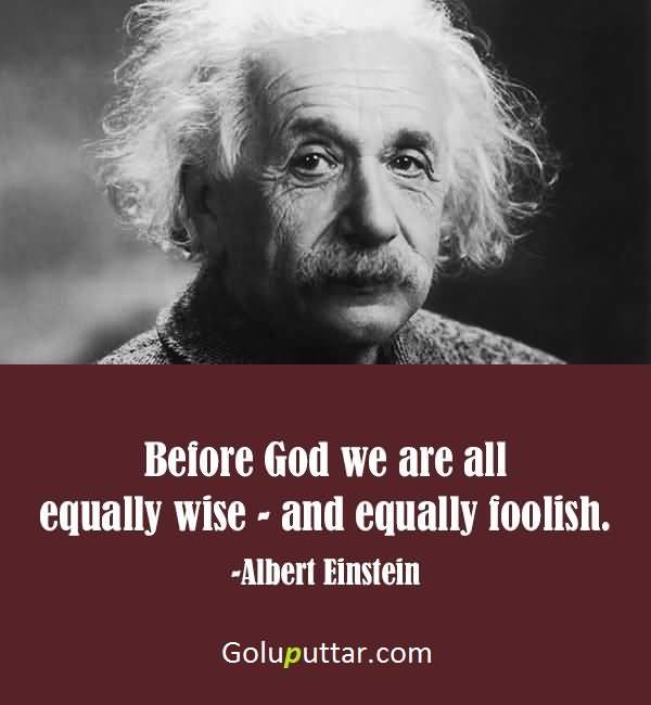 an analysis of everybody finally being equal before god and the law The year was 2081, and everybody was finally equal they weren't only equal before god and the law they were equal every which way nobody was smarter than anybody else.