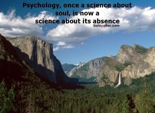 Nice Absence Quote Science Is All About Absence