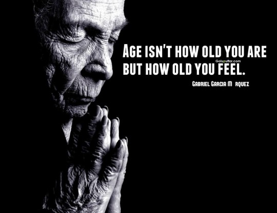 Perfect Age Quote It'a About How You Feeling
