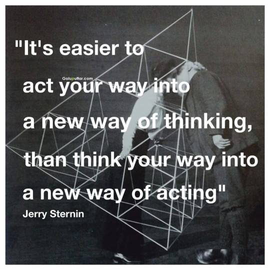 Popular Thinking Quote About New Way Of Thinking