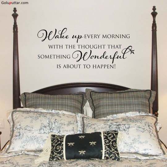 Unique Wake Up Quote Everyday Set New Target - Copy