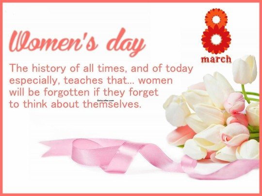 Best Women's Day Quote History Of All Times