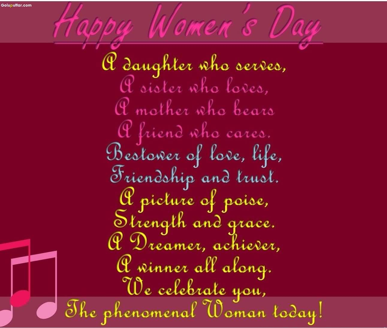Womens Day Quotes With Images: Funny Women's Day Quote For Outstanding Womens, Photos And