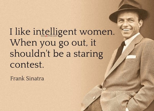 Popular Women Quote By Frank Sinatra