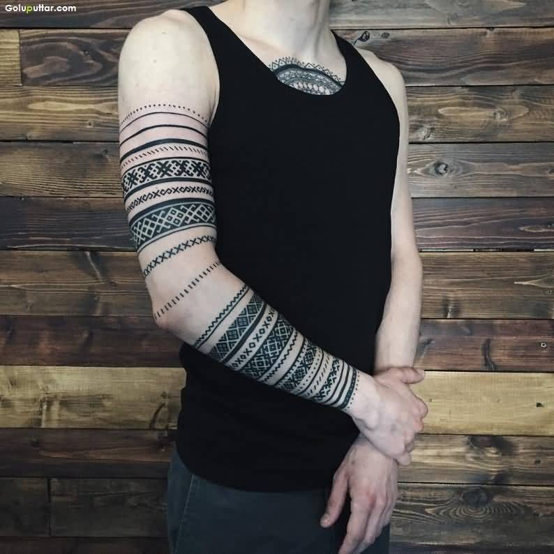 Best Armband Men Tattoo Designs Ever