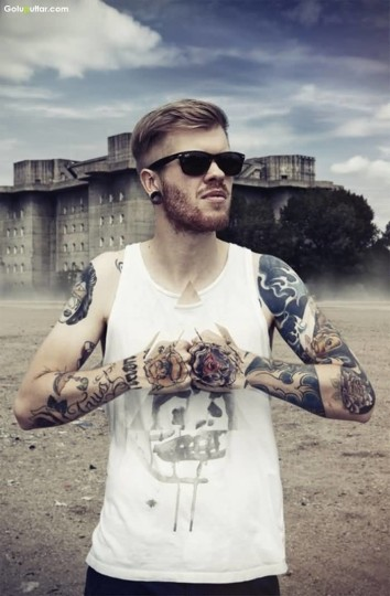 Cool Men Show Amazing Arm Tattoo Designs