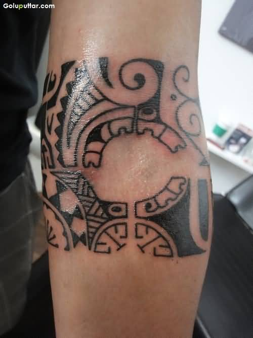 Armband men tattoos and photo ideas page 5 for Polynesian tattoo armband designs