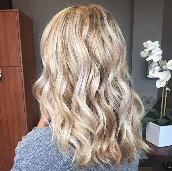 blonde hair color styles - 003