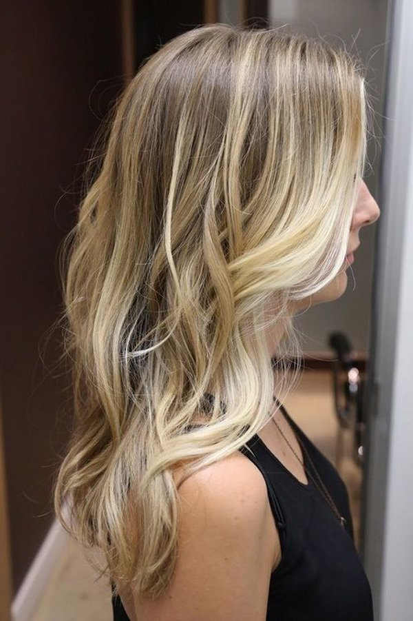 blonde hair color styles - 031