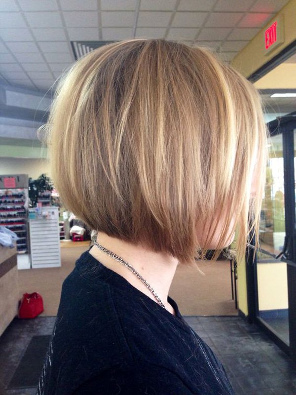 blonde hair color styles - 034