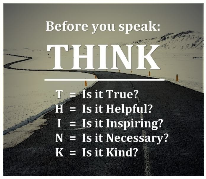 Quotes About Thinking: Better To Think First – Really Inspirational