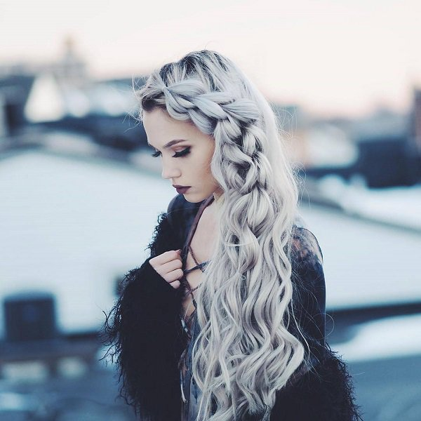 party hairstyles- 002