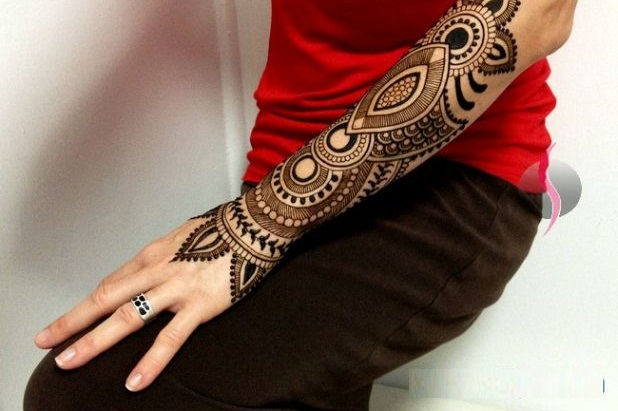 Mehndi Design For Bridal Collection : Best mehndi designs for wedding dulhan design