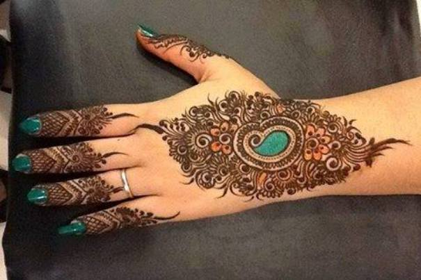 Mehndi Quotes For Him : Mehndi designs for men don t miss the cool and artistic