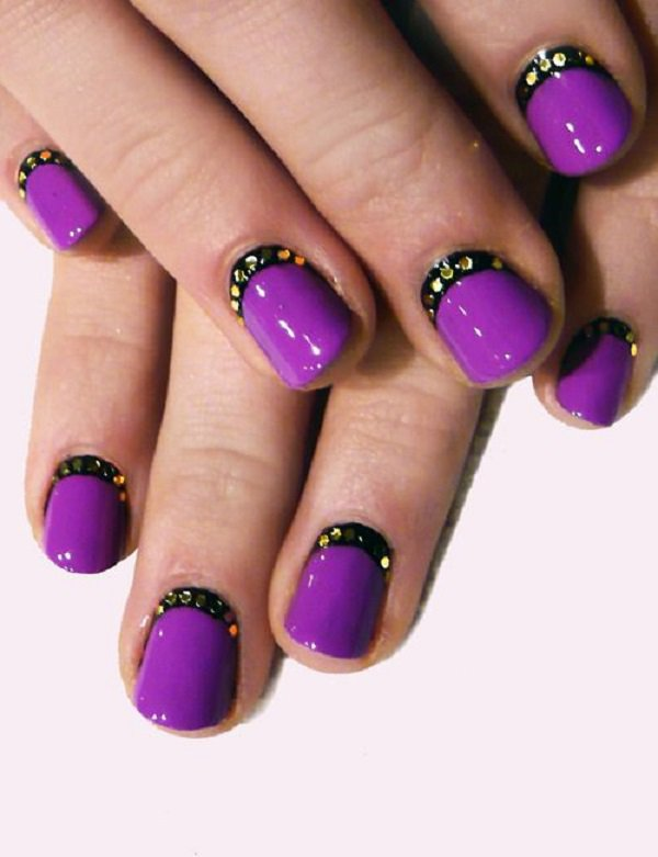 hot nail art ideas -76678686