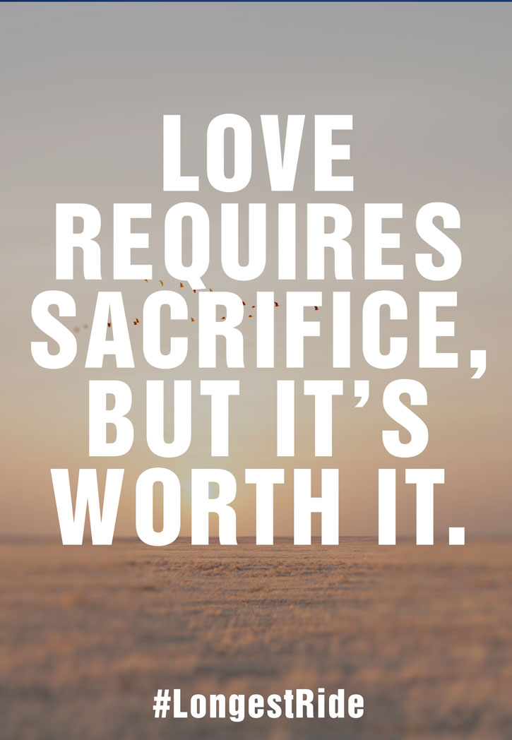 Love requires sacrifice but its worth it photos and ideas love requires sacrifice but its worth it thecheapjerseys Image collections