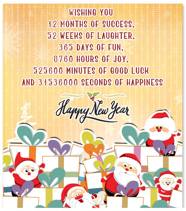 12  - Happy new year wishes and  Quotes
