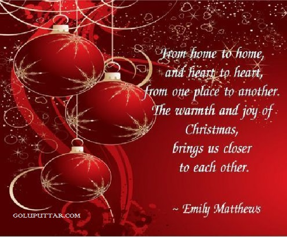 12 - christmas quotes and sayings