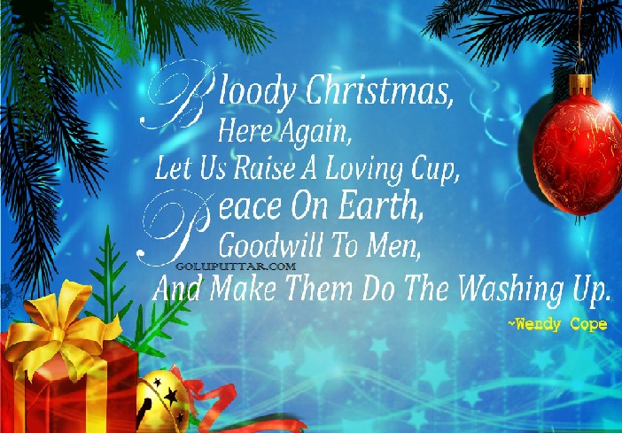 18 - Merry christmas quotes and saying