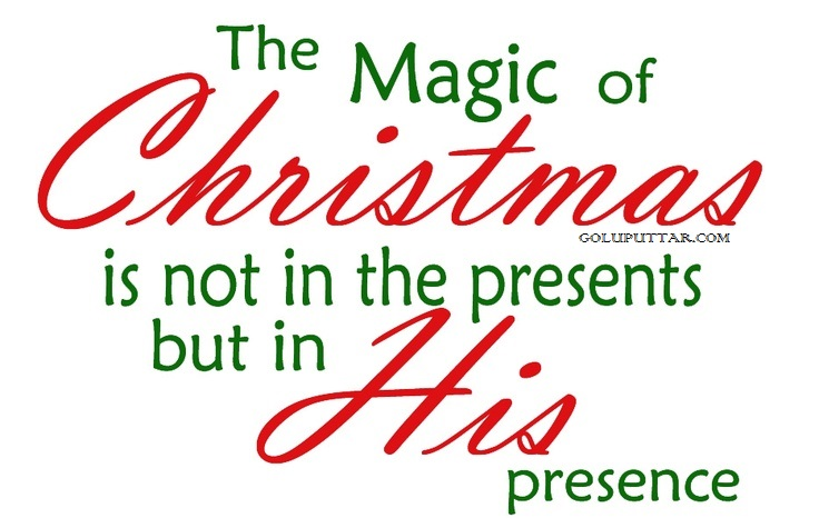 19 - Merry christmas quotes and saying