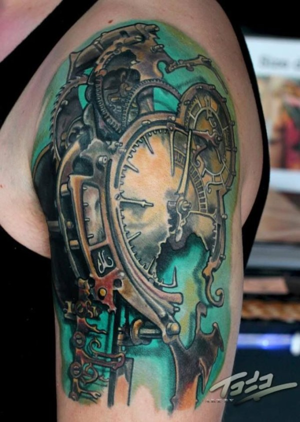 20biomechanical tattoo idea